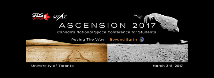 SEDS Canada - Ascension 2017 Conference