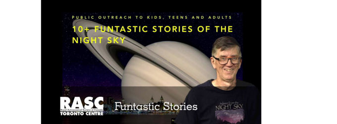Funtastic Stories of the Night Sky