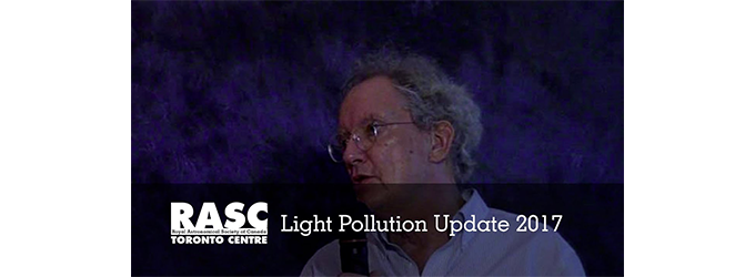 Light Pollution Update 2017