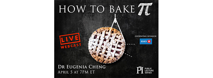 Perimeter Institute - How to Bake Pi poster
