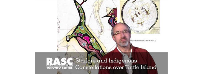 Starlore and Indigenous Constellations over Turtle Island