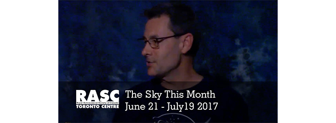 The Sky This Month June 21 to July 19, 2017