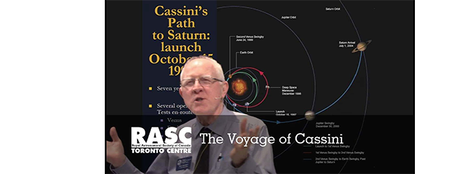 The Voyage of Cassini