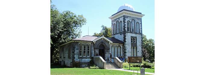Toronto Magnetic and Meteorological Observatory