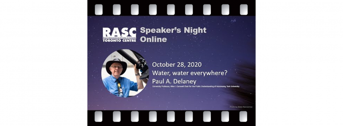 Water, water everywhere? with Paul Delaney
