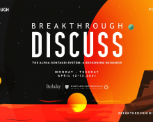 Breakthrough Discuss 2021