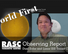 Dual Solar and Lunar ISS Transit Capture