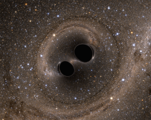 GW150914 gravitational wave event