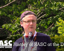 History of the RASC at the David Dunlap Observatory