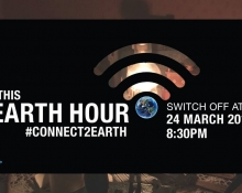 Oshawa Museum - Earth Hour