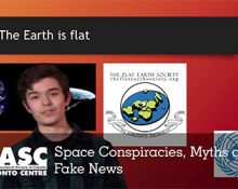 Space Conspiracies, Myths and Fake News