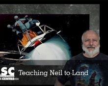Teaching Neil to Land