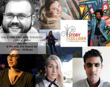The Story Collider - LGBTQ in STEM