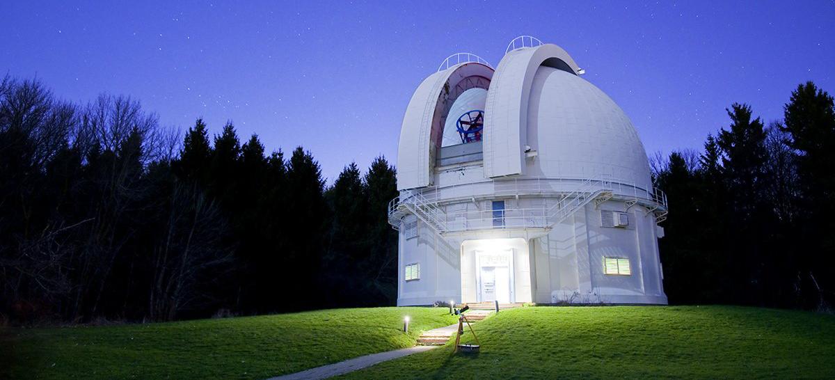 richmond hill david dunlap observatory ddo rasc toronto