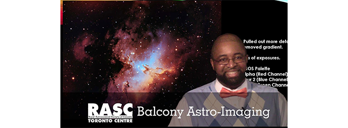 Balcony Astro-Imaging, Reaching New Heights