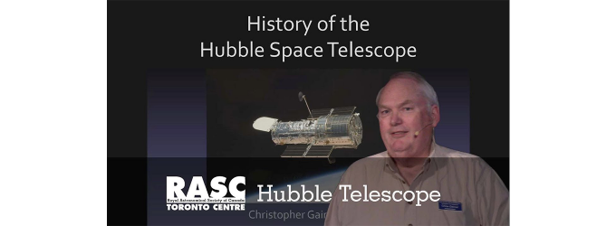 History of the Hubble Space Telescope