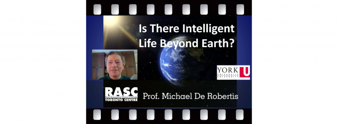 Is There Intelligent Life Beyond Earth