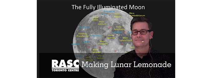 Making Lunar Lemonade