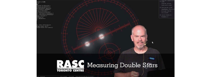 Measuring Double Stars