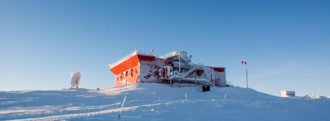 Polar Environment Atmospheric Research Laboratory