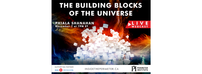 The Building Blocks of the Universe