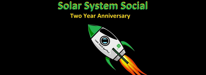 Solar System Social - Two Year Anniversary
