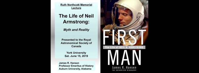 The Life of Neil Armstrong: Myth and Reality