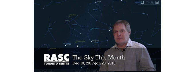The Sky This Month Dec 13, 2017 to Jan 23, 2018