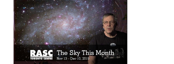 The Sky This Month Nov 13 - Dec 10, 2019