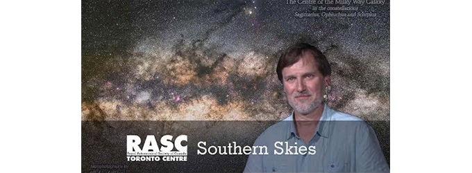 Under the Southern Skies with Michael Watson