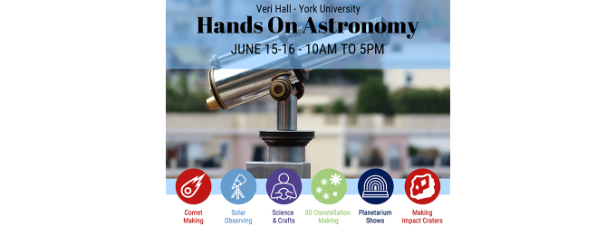 Hands On Astronomy