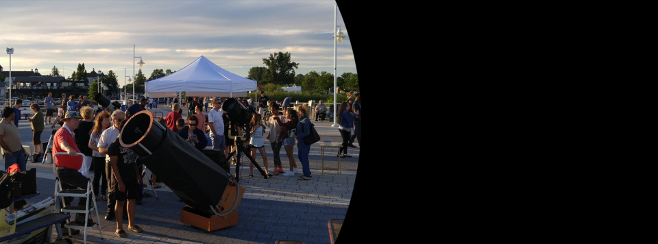 RASC Toronto | Astronomy and space events, observing the
