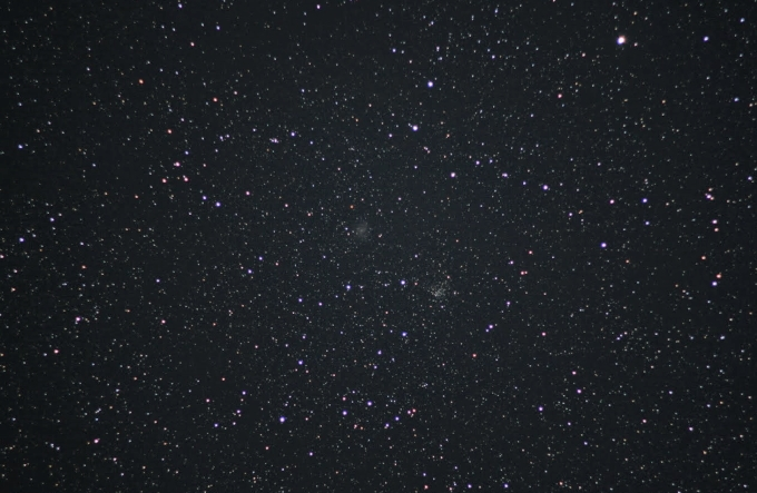 NGC 6946 and 6939 - two in the view