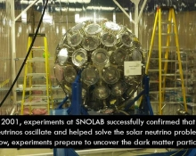 SNOLAB Detector (By: Charles Darrow)