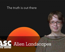 Alien Landscapes with Elizabeth Tasker