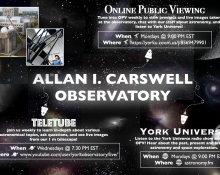 Allan I. Carswell Observatory