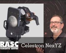 Celestron NexYZ Smartphone to Eyepiece Adapter