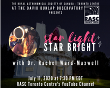 Star Light, Star Bright with Dr. Rachel Ward-Maxwell