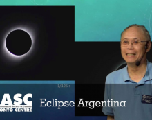 Eclipse Argentina 2019