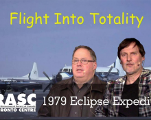 Flight into Totality - 1979 Total Solar Eclipse Expedition