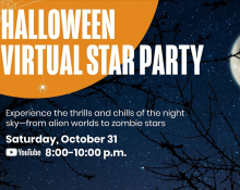 Halloween Virtual Star Party