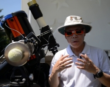 How to use solar eclipse glasses safely