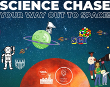 Indus Space Virtual Science Chase