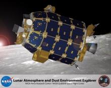 LADEE Spacecraft (NASA)