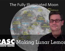 Making Lunar Lemonade