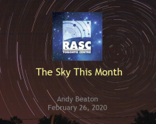 The Sky This Month - 26 Feb 2020