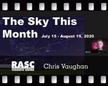 The Sky This Month July 15 - August 19, 2020