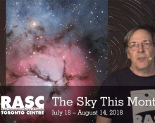 The Sky This Month July 18 - August 14, 2018