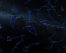 The Sky This Month Oct 14 to Nov 10, 2020