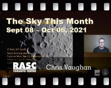 The Sky This Month for September 8 - October 6, 2021